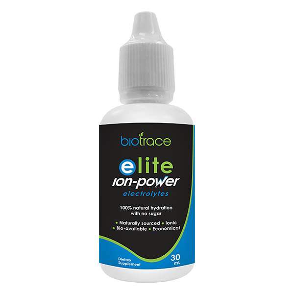 BioTrace Elite Ion-Power 30ml - Supplements.co.nz