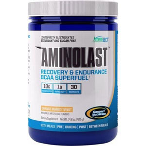 Gaspari Nutrition Aminolast 30 Servings Powder-Physical Product-Gaspari-Supplements.co.nz
