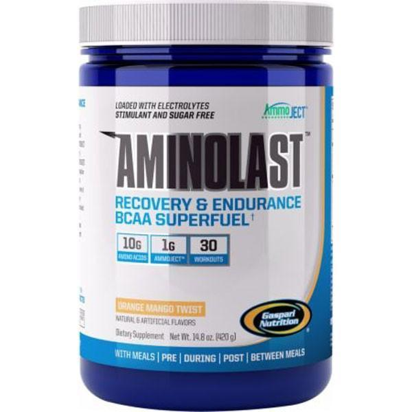 Gaspari Nutrition Aminolast 30 Servings Powder