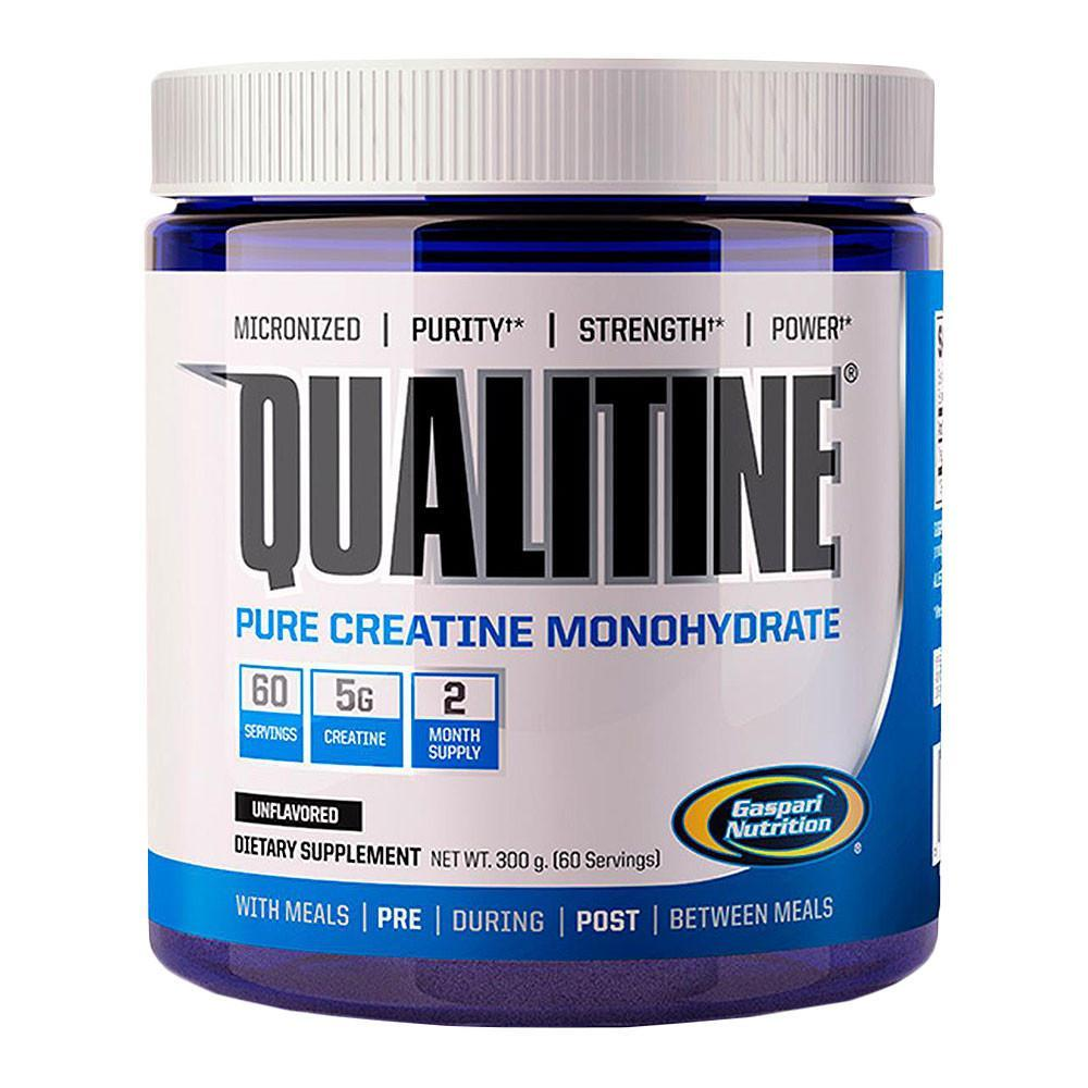 Gaspari Nutrition Qualitine Creatine 300g - Supplements.co.nz