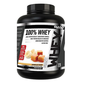 Giant Sports 100% Whey 5lb - Supplements.co.nz