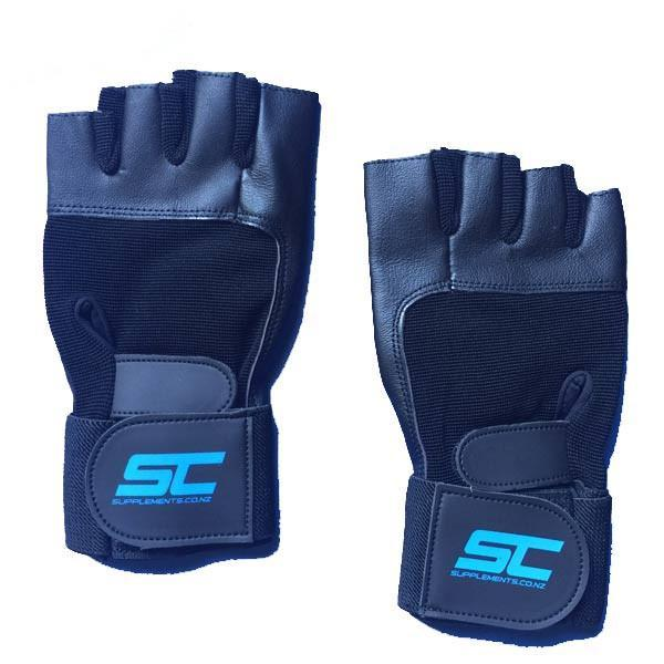 Supplements.co.nz Gym Gloves