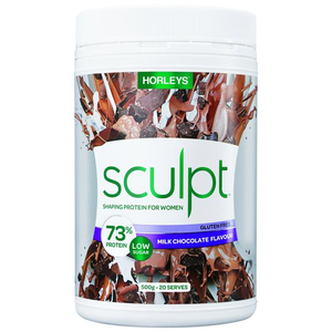 Horleys Sculpt 500g - 20 Serves