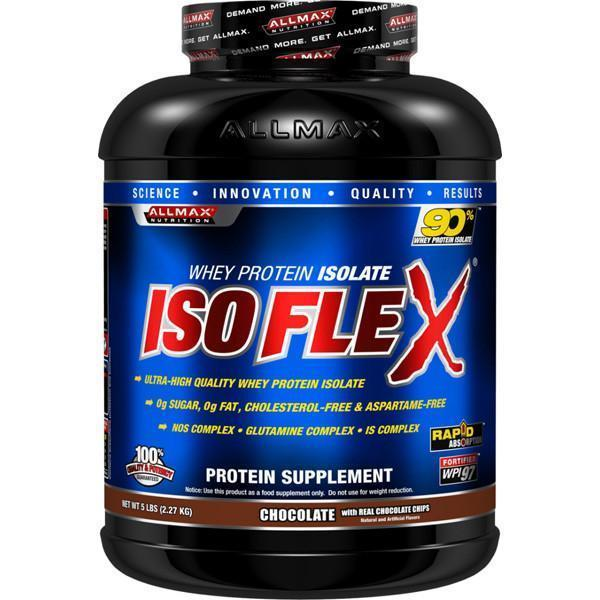 #9 Best Seller AllMax Nutrition Isoflex 5lb-Physical Product-Allmax-Supplements.co.nz
