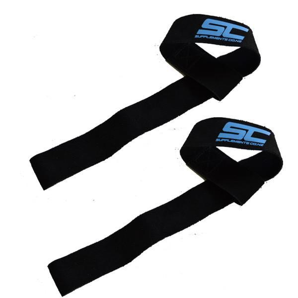 Supplements.co.nz Single Tail Weight lifting Straps