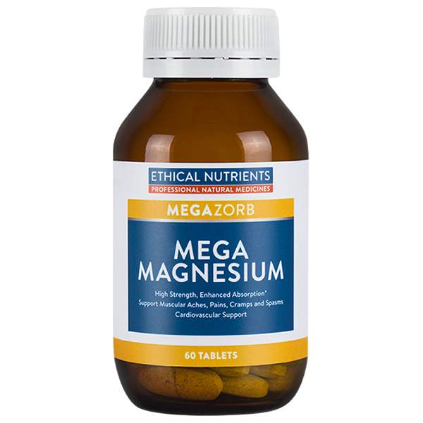 Ethical Nutrients Mega Magnesium 60 Tabs
