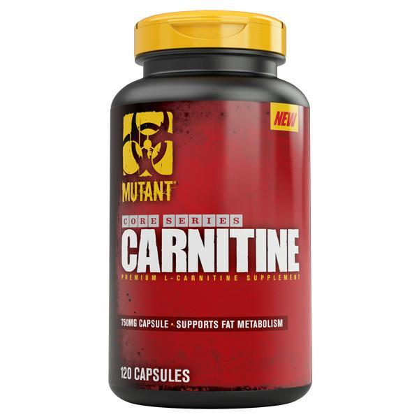 Mutant - Mutant Carnitine 120 Capsules - Supplements.co.nz