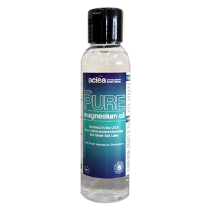 Aciea 100% Pure Magnesium Oil 118ml - Supplements.co.nz