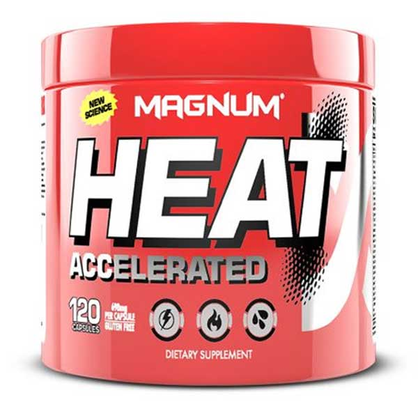Magnum Heat Accelerated 120 Capsules