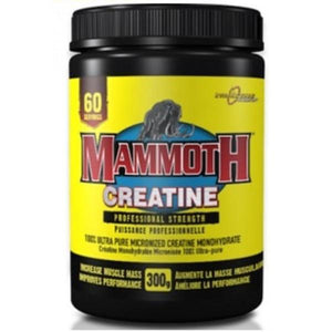 Mammoth Creatine - 300g-Physical Product-Mammoth Supplements-Supplements.co.nz