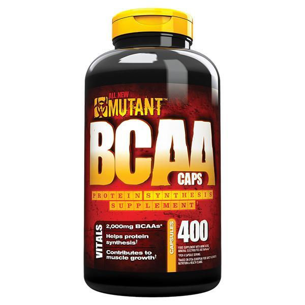 Mutant BCAA 400 Caps-Physical Product-Mutant-Supplements.co.nz