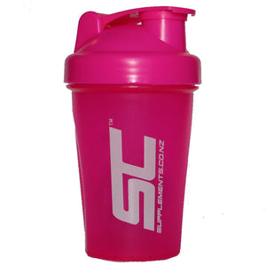 MINI COLOURS Edition Supplements.co.nz Shaker - BPA & DEHP Free-Physical Product-supplements.co.nz-Pink-Supplements.co.nz