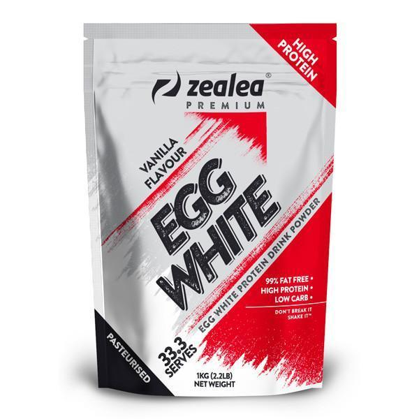 Zealea Egg White Protein Powder 1kg