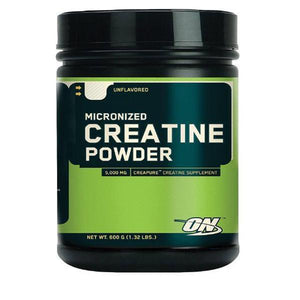 Optimum Nutrition Creatine 600g-Physical Product-Optimum Nutrition-Supplements.co.nz