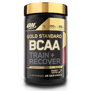 Optimum Nutrition - Optimum Nutrition Gold Standard BCAA Train + Recover 28 Servings - Supplements.co.nz - 1