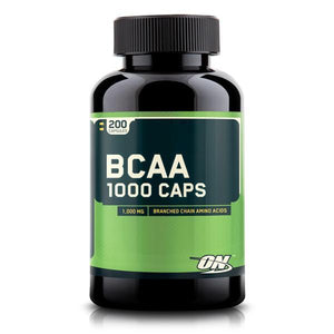 Optimum Nutrition BCAA 1000 200 Caps-Physical Product-Optimum Nutrition-Supplements.co.nz