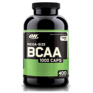 Optimum Nutrition BCAA 1000 - 400caps-Physical Product-Optimum Nutrition-Supplements.co.nz