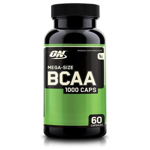 Optimum Nutrition BCAA 1000 60 Caps-Physical Product-Optimum Nutrition-Supplements.co.nz