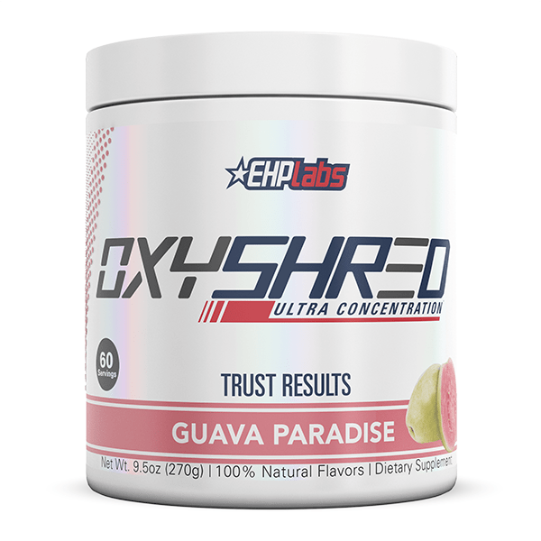 #2 Best Seller EHPLabs OxyShred 60 Serves