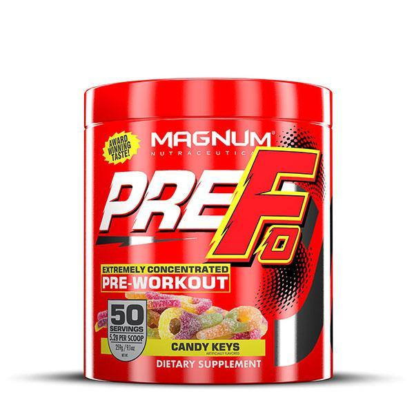 Magnum PRE-FO 50 Servings - Supplements.co.nz