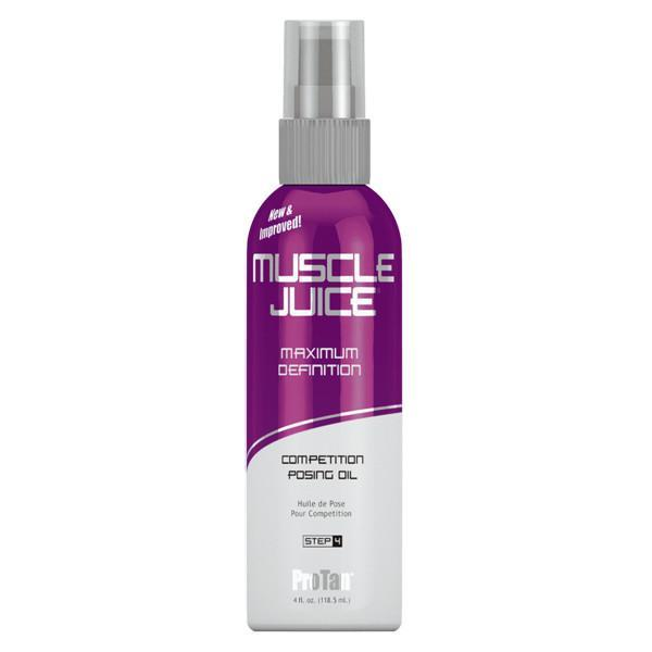 Pro Tan Muscle Juice - Competition Posing Oil