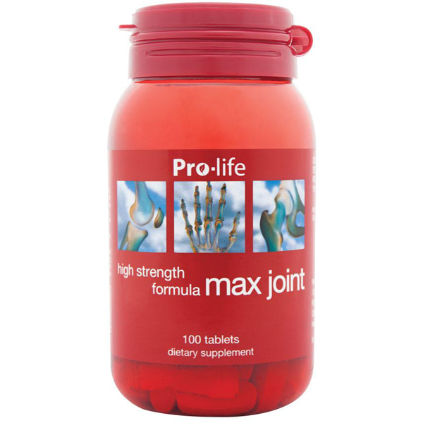 Pro-life Max Joint 100 Tabs