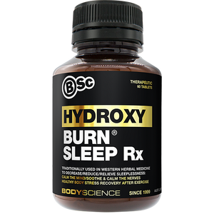 BSc Body Science HydroxyBurn Sleep Rx 60 Tabs