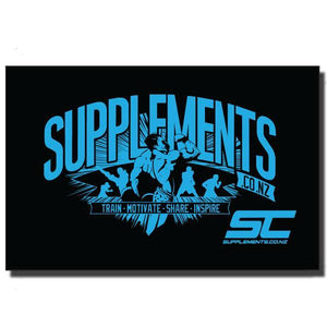 Supplements.co.nz Gift Card (Physical Card sent out) - Supplements.co.nz