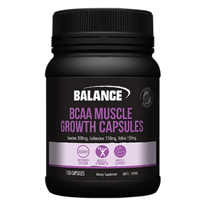 Balance BCAA 150 Caps - Supplements.co.nz