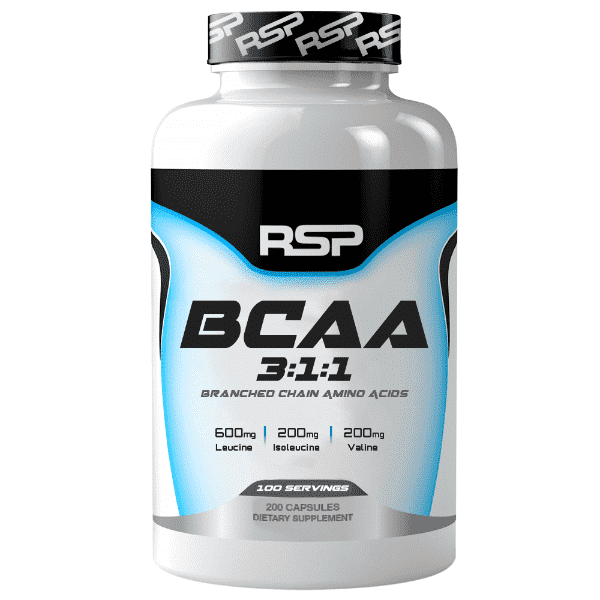 RSP BCAA 200 Caps