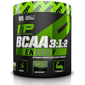 Musclepharm BCAA 3:1:2 Energy 30 Servings - Supplements.co.nz