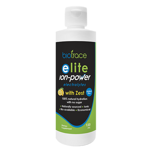 BioTrace Elite Ion-Power with Zest 120ml
