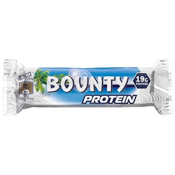 Bounty Protein Bars x12 - Supplements.co.nz
