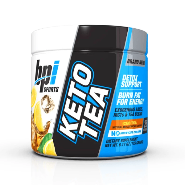 BPI Keto Tea 25 Serves