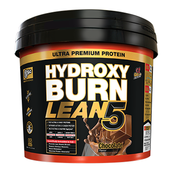 BSc Body Science Hydroxyburn LEAN5 3kg - Supplements.co.nz
