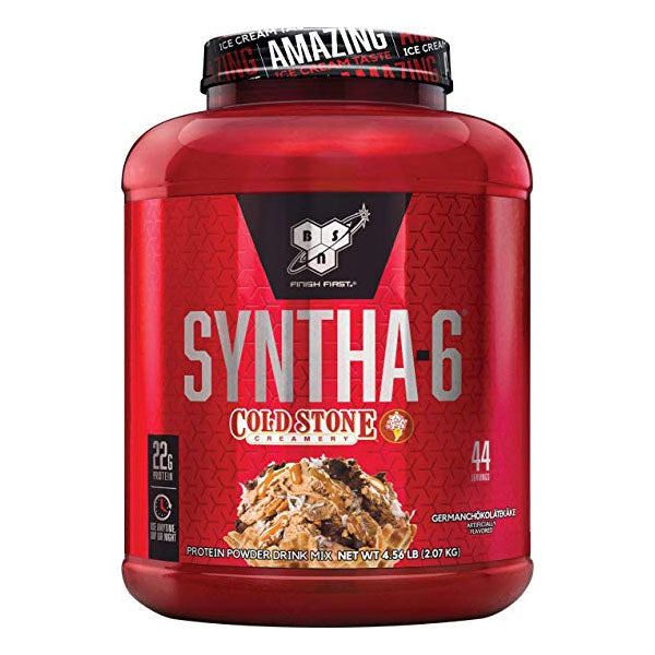 BSN Syntha-6 Cold Stone Creamery 2.07kg