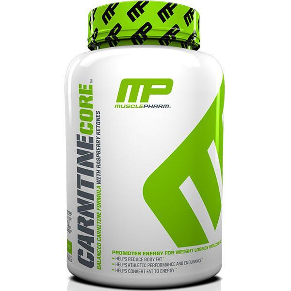 MusclePharm Carnitine Core 60 Capsules - Supplements.co.nz