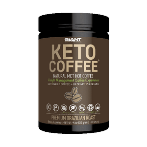 Giant Sports Keto Coffee 20 Serves