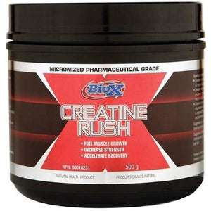 Bio X Creatine Rush 500g-Physical Product-BioX Performance-Supplements.co.nz