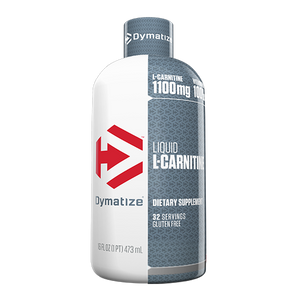 Dymatize Liquid L-Carnitine 1100 473ml - Supplements.co.nz