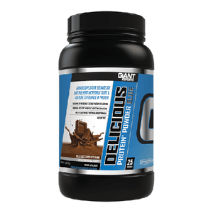Giant Sports Delicious Protein Elite 2lb - Supplements.co.nz
