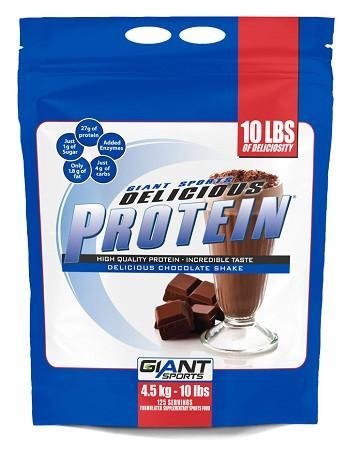 Giant Sports Delicious Protein, 10lb - Supplements.co.nz