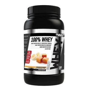 Giant Sports 100% Whey 2lb - Supplements.co.nz