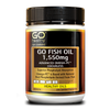 Go Healthy Go Fish Oil 1,550mg Advanced Omega-PC 200 Softgels - Supplements.co.nz