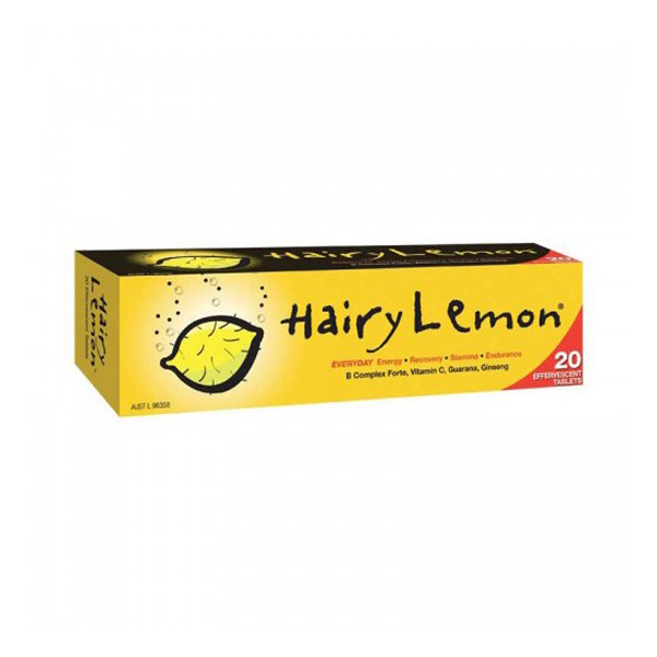 Clinicians Hairy Lemon 20 Tablets - Supplements.co.nz