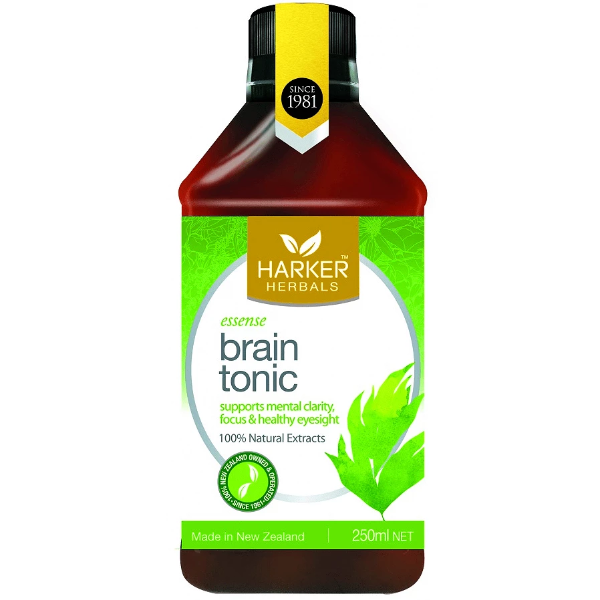 Harker Herbals Brain Tonic 250ml