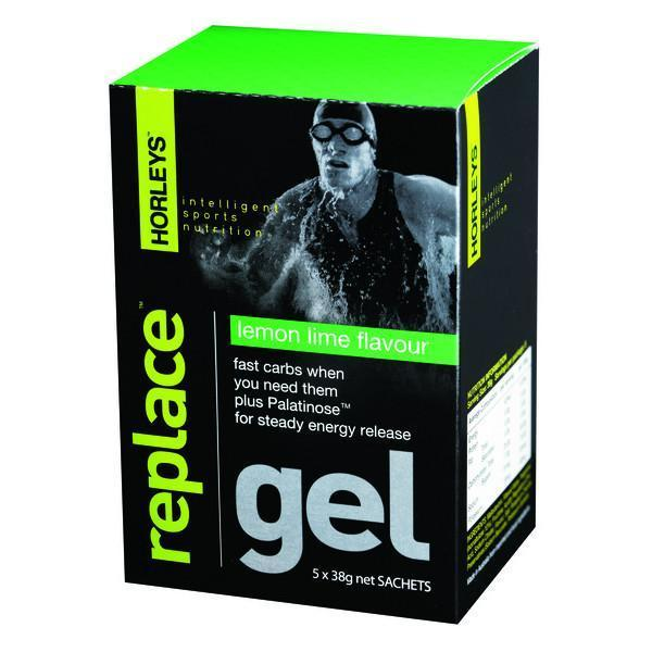 Horleys Replace Energy Gels