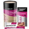 Horleys Sculpt Collagen 60g + FREE Protein 33 Low Carb PB&J Bar