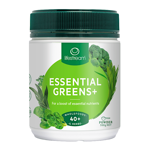 Lifestream Essential Greens+ 300g