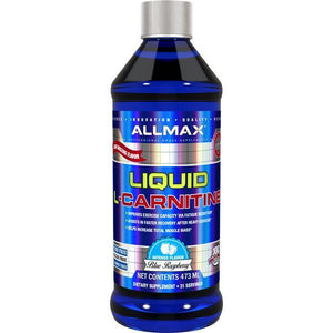 AllMax Nutrition L-Carnitine 473ml-Physical Product-Allmax-Supplements.co.nz